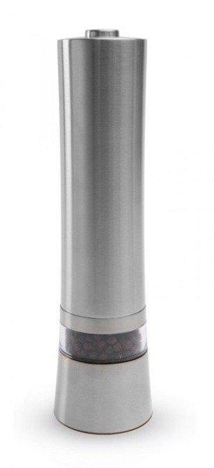(OUTLET -27%) Młynek elektryczny DMD stal nierdzewna 20,5 cm
