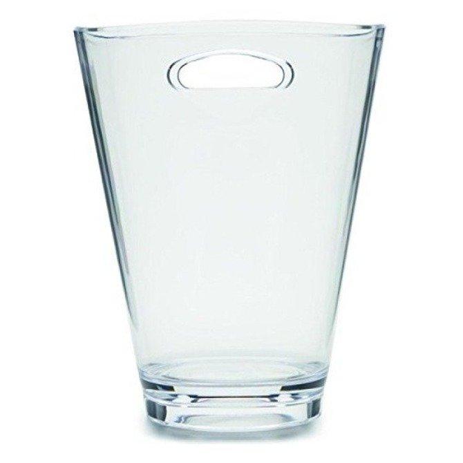 (Outlet -61%) Wiaderko do lodu akrylowe Ghidini