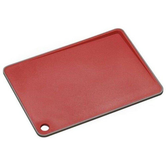 Deska do krojenia plastikowa czerwona PP 36 x 26 cm Kesper