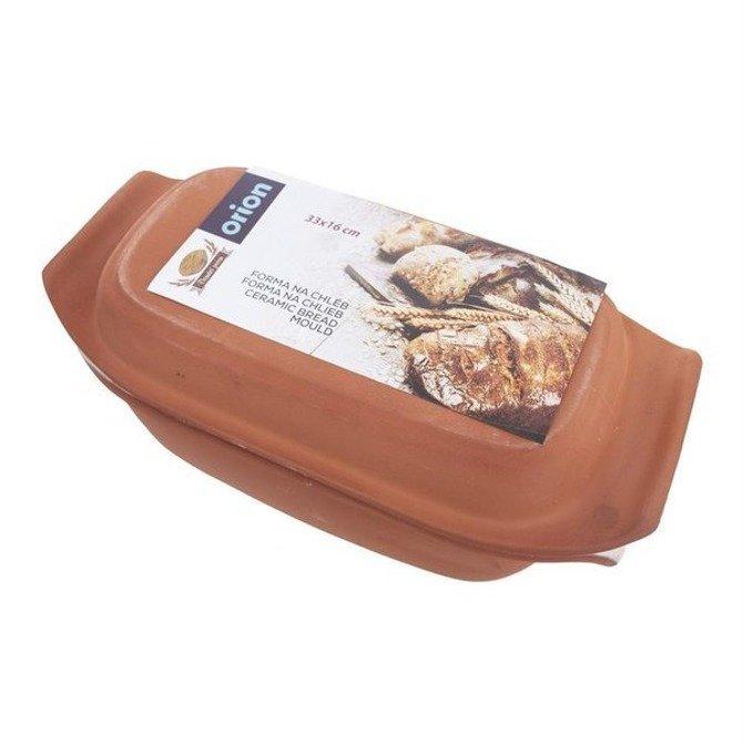 Forma gliniana do pieczenia chleba Orion z pokrywką / Garnek rzymski