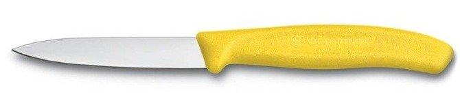 Nóż Victorinox Clasic 8 cm do warzyw żółty