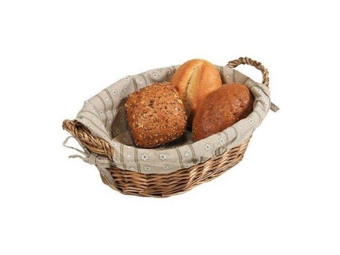 Wiklinowy koszyk na chleb Kesper 32 x 23cm