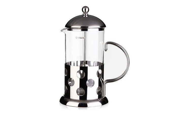 Zaparzacz french press Vinzer Circle 1000 ml