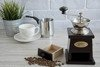 Gipfel młynek do kawy żarna metalowe