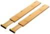 Przegrody bambusowe do szuflad Kesper - zestaw 2szt